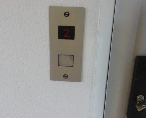 Schalter mit Display